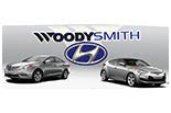 WOODY SMITH HYUNDAI logo
