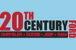 20TH CENTURY FORD logo