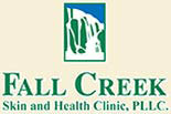 FALL CREEK SKIN AND HEALTH CLINIC logo