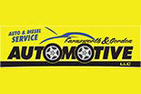 FARNSWORTH & GORDON AUTOMOTIVE logo