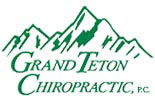 GRAND TETON CHIROPRACITIC logo