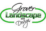 GROVER LANDSCAPE AND DESIGN logo