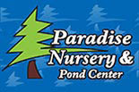 PARADISE NURSERY & POND CENTER logo
