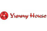 YUMMY HOUSE POOLER logo