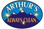 Arthur's Always Clean � Carpet & Upholstery Cleaning logo