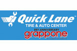 Quick Lane at Grappone Ford logo