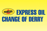 Pennzoil�  Express Oil Change of Derry logo