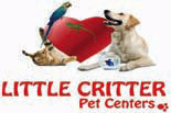 Little Critter Pet Centers logo