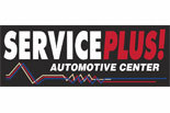 Service Plus! Automotive Center logo