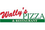 WALLY'S PIZZA logo