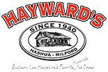 HAYWARD'S ICE CREAM logo