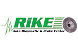 RIKE AUTO DIAGNOSTICS & BRAKE CTR logo