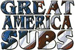 GREAT AMERICA SUBS logo