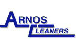 ARNO'S CLEANERS logo