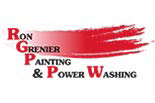 RON GRENIER Painting & Power Washing logo