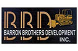 BARRON BROTHERS DEVELOPMENT logo