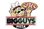 BIG GUYS PIZZA logo