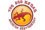 THE RED IGUANA MEXICAN RESTAURANT logo