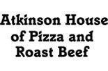 ATKINSON HOUSE OF PIZZA logo