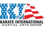 KARATE INTERNATIONAL logo