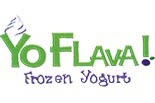 YO FLAVA! Frozen Yogurt logo