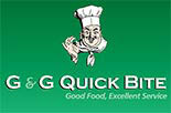 G&G QUICK BITE logo