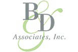 B&D ASSOCIATES Inc. Shredding Services logo