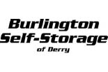 BURLINGTON SELF STORAGE logo