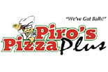 PIRO'S PIZZA logo