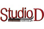 STUDIO D Hair Salon logo
