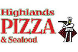 HIGHLANDS PIZZA logo