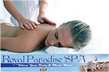 ROYAL PARADISE SPA logo