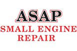 ASAP SMALL ENGINE REPAIR logo