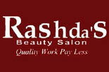 RASHADA'S BEAUTY SALON logo