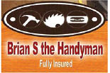 BRIAN S THE HANDYMAN logo
