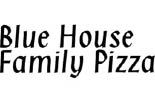 BLUE HOUSE PIZZA - DERRY logo