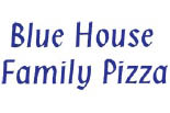 BLUE HOUSE PIZZA - SALEM logo