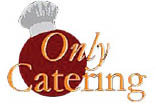 ONLY CATERING logo
