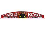 CARLO ROSE CIGAR BAR logo