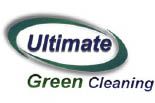 ULTIMATE GREEN CLEANING logo