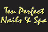 TEN PERFECT NAIL SPA logo
