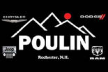 POULIN Chrysler Dodge Jeep Ram logo