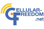 CELLULAR FREEDOM logo