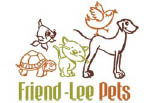FRIEND-LEE PETS logo