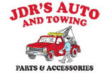 JDR'S AUTO & TOWING logo