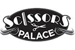 SCISSORS PALACE logo