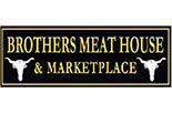 BROTHERS MEAT HOUSE & MARKETPLACE logo