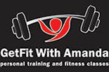 GET FIT WITH AMANDA logo