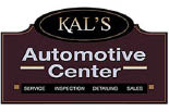 KAL'S AUTOMOTIVE CENTER logo