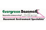 EVERGREEN BASEMENT SYSEMS logo